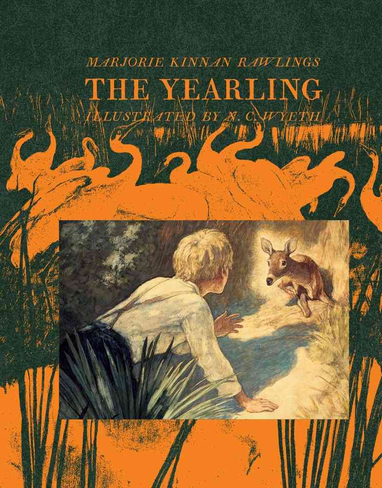 The Yearling By Rawlings, Marjorie Kinnan/ Wyeth, N.c. (ILT)
